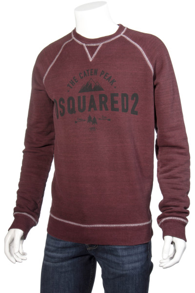 DSQUARED2 Sweater Printed