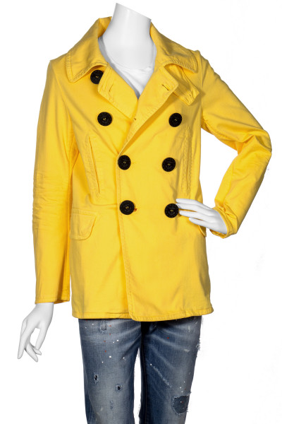 DSQUARED2 Double Breasted Coat