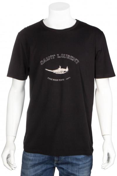 SAINT LAURENT T-Shirt Bird