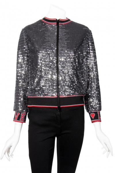 LOVE MOSCHINO Sequin Jacket