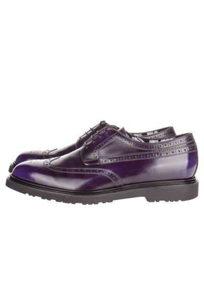 PAUL SMITH Brogue Derby Shoes Crispen