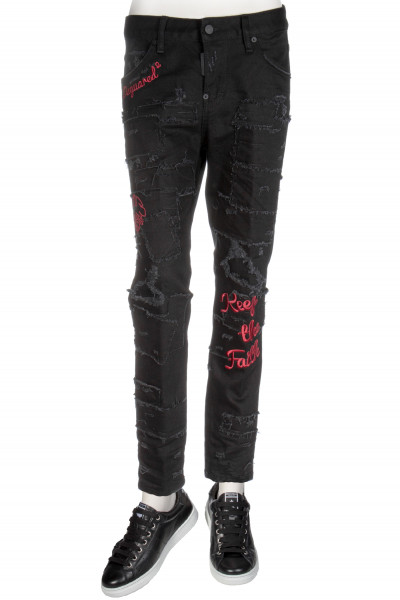 DSQUARED2 Cool Girl Jeans Embroidery