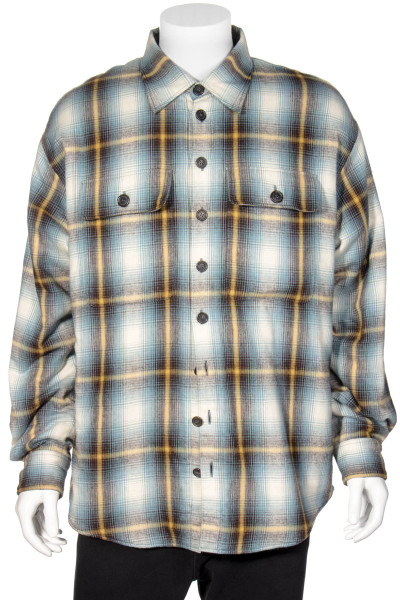 DSQUARED2 Checked Overshirt