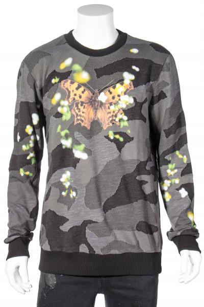 RH45 Printed Camouflage Sweatshirt
