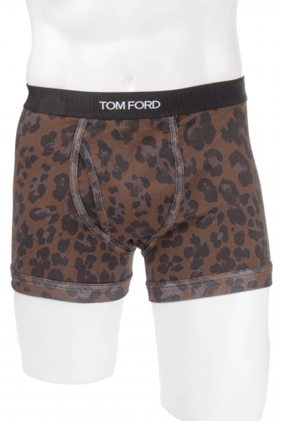 TOM FORD Leopard Boxer Brief