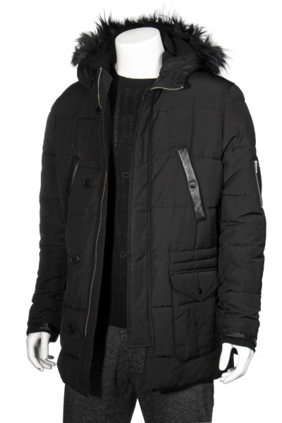 THE KOOPLES Quilted Hooded Parka