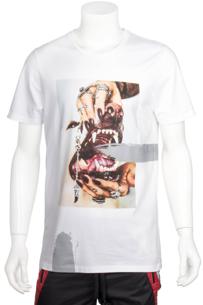 RH45 T-Shirt Printed Doberman