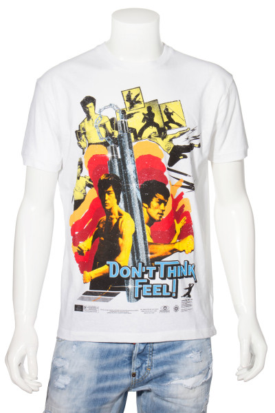 DSQUARED2 Bruce Lee Printed T-Shirt