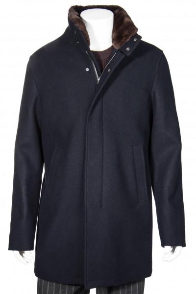 HERNO Tech Wool Coat