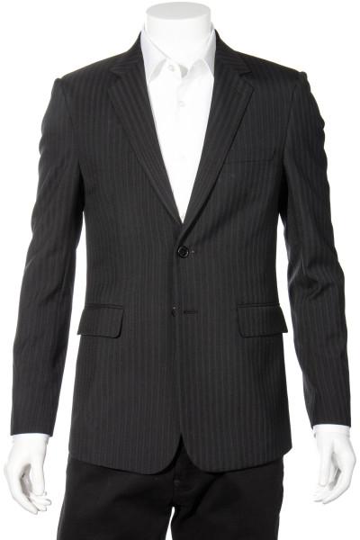 SAINT LAURENT Blazer Striped