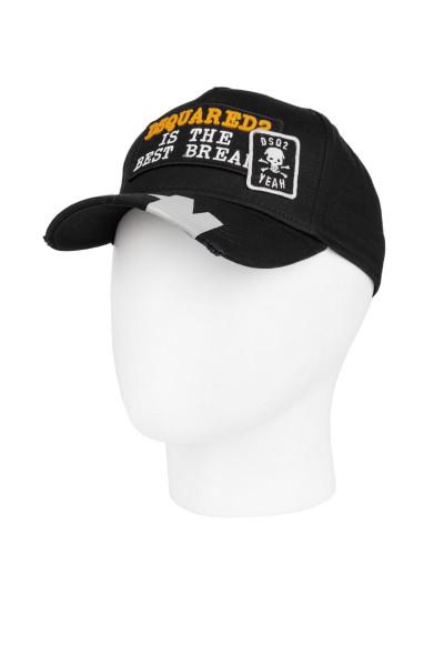 5190926e3 DSQUARED2 Is The Best Break Cap | Caps | Bags & Accessories | Men | mientus  Online Store