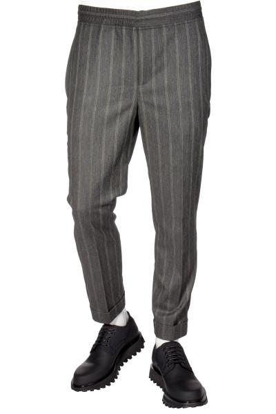 NEIL BARRETT Pants Striped