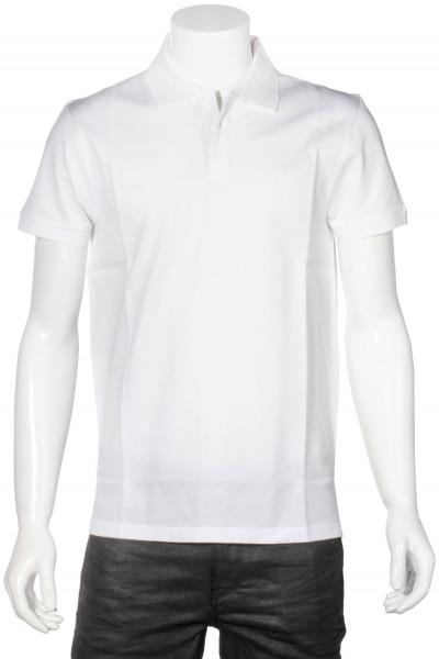SAINT LAURENT Basic Logo Poloshirt
