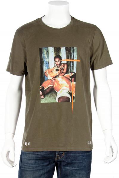 RH45 T-Shirt Printed Teddy