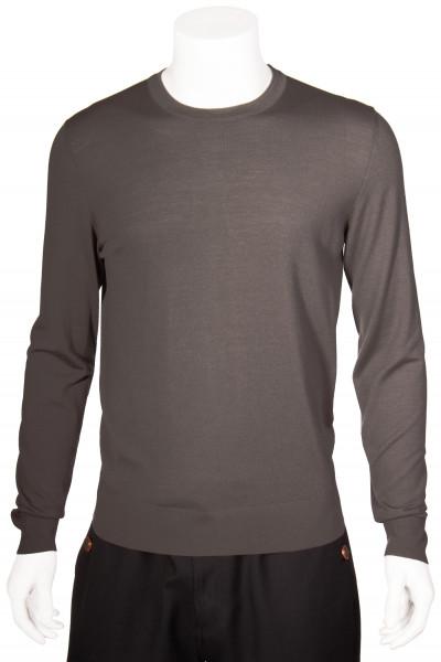 BRIONI Cashmere Knit Sweatshirt