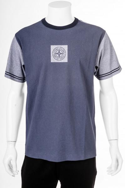 STONE ISLAND T-Shirt Logo Print