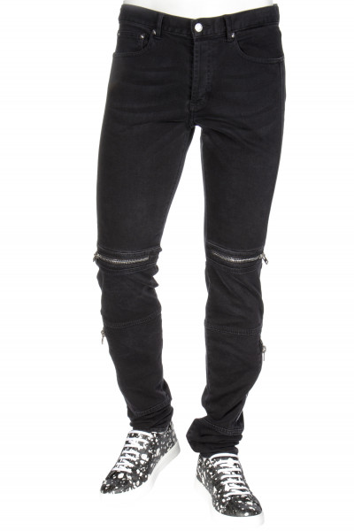 GIVENCHY Biker Jeans