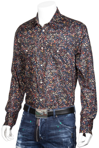 DSQUARED2 Shirt Printed Floral