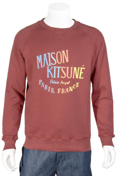 MAISON KITSUNE Printed Sweater