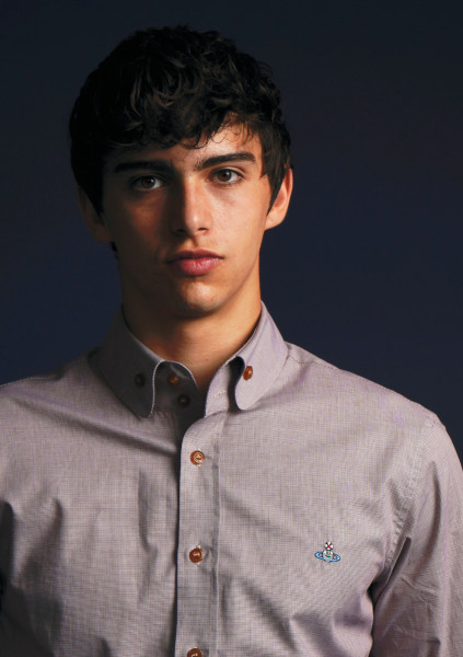 VIVIENNE WESTWOOD Patterned Button Down Shirt