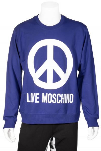 LOVE MOSCHINO Peace Sweatshirt