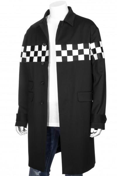 DSQUARED2 Checkboard Coat