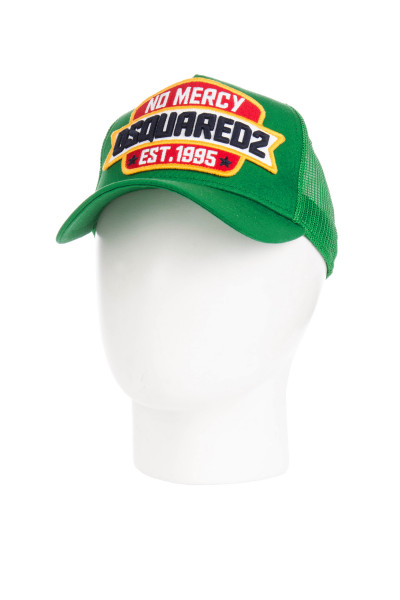 17728751641 DSQUARED2 Trucker Cap No Mercy patch