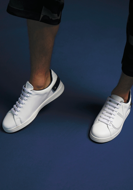 VALENTINO GARAVANI Sneakers Backnet