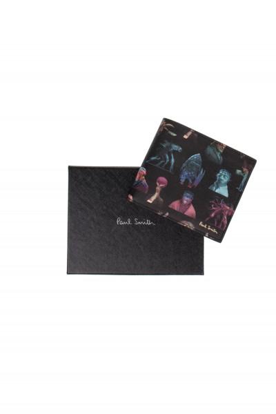 PAUL SMITH for MIB Alien Print Wallet