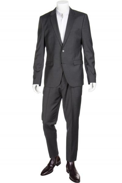 HUGO Suit Striped Astian