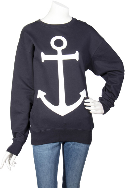 ROQA Hoodie Printed Anchor