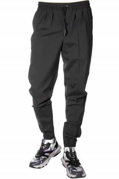 ERMENEGILDO ZEGNA Pants Zip Details