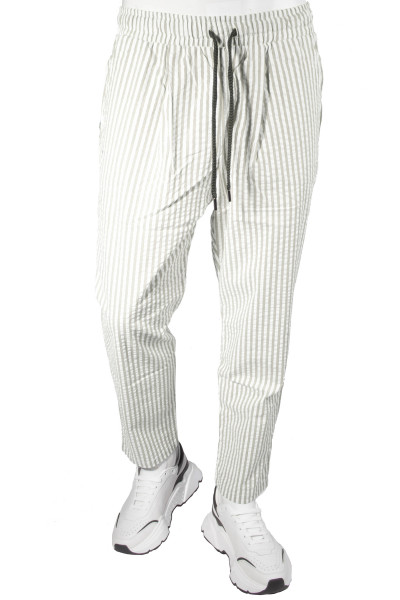 FAMILY FIRST Striped Pants