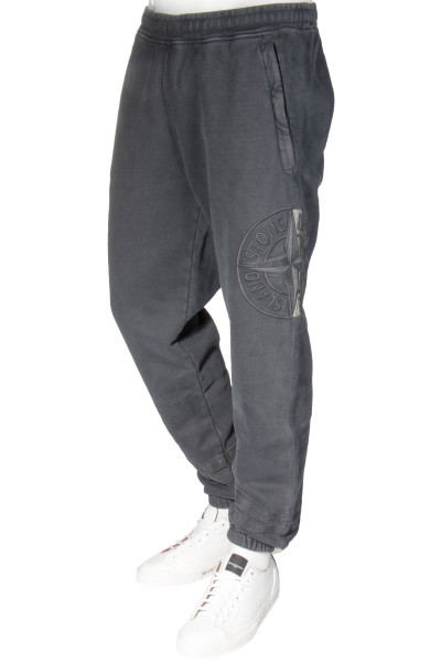 STONE ISLAND Big Logo Sweatpants