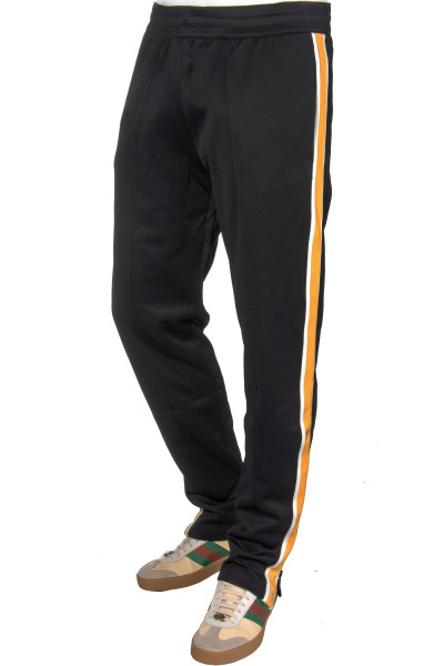 MONCLER Sweatpants Side Stripe