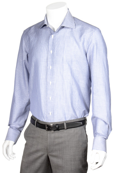 EMANUELE MAFFEIS Dress Shirt Calimba 4 Striped