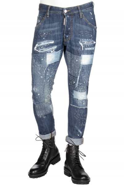 DSQUARED2 Jeans Kenny Twist Super