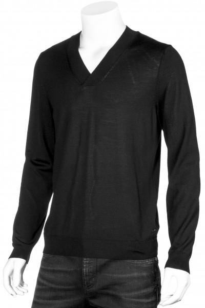 BOSS Knit Sweater Ice V-Neck