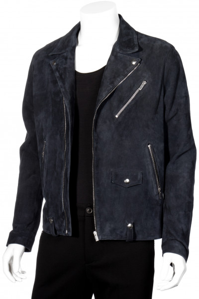 THE KOOPLES Biker Jacket Leather