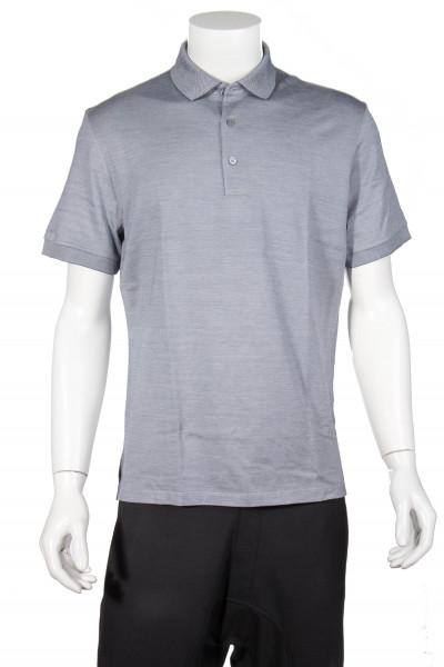ERMENEGILDO ZENGA Patterned Polo Shirt
