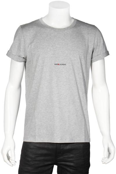 SAINT LAURENT T-Shirt Printed Logo