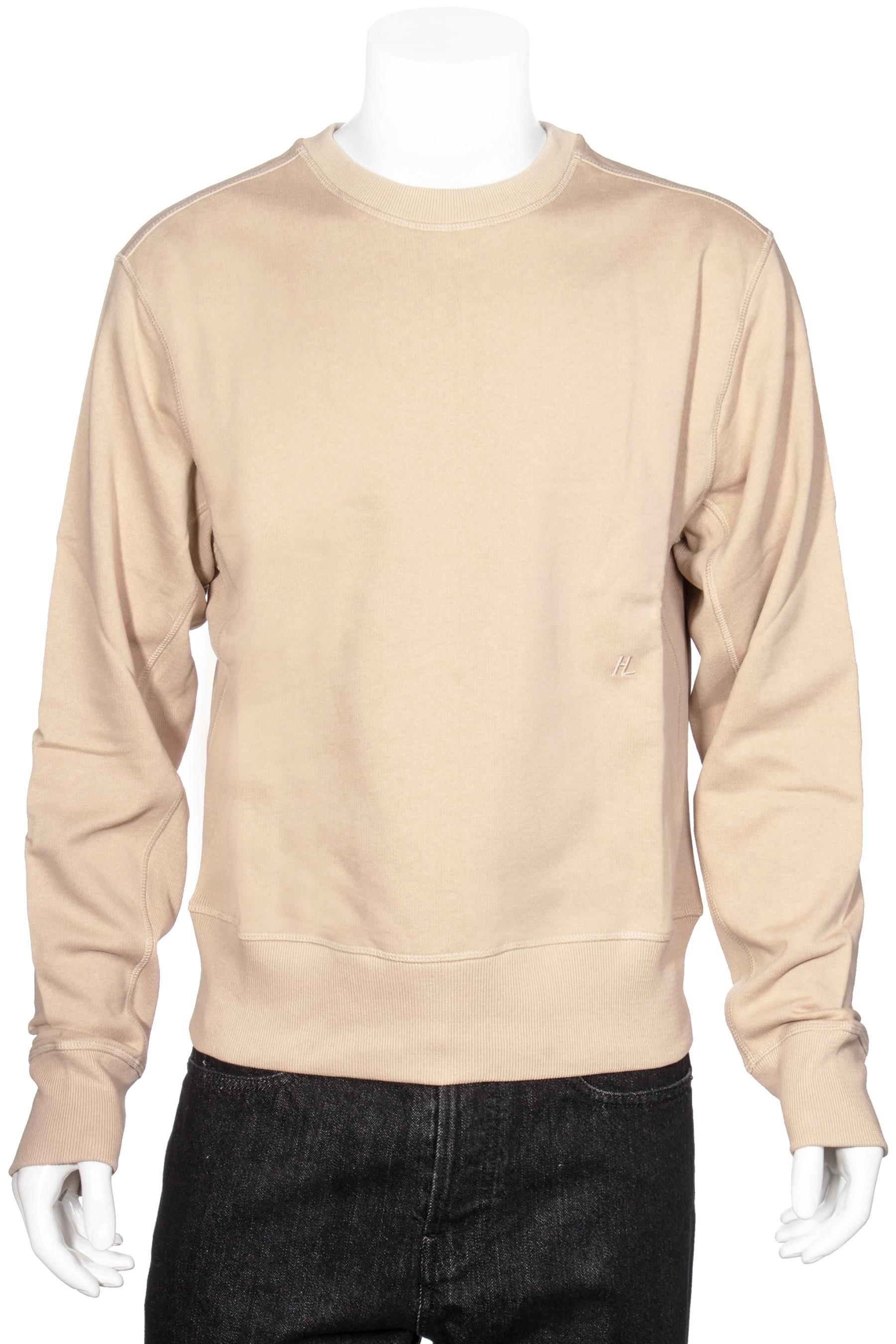 Helmut Lang Mens Masc Crew Sweatshirt