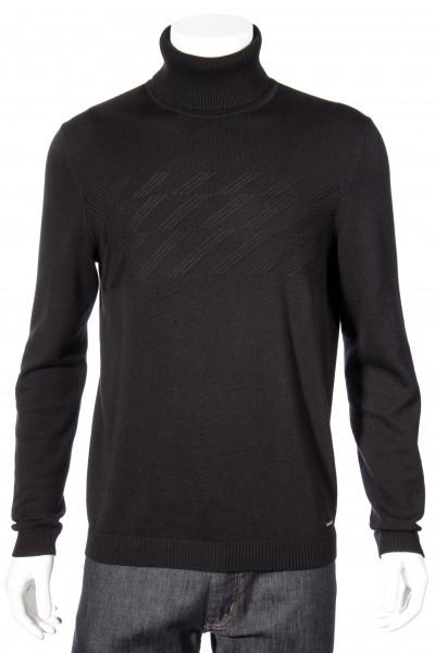 HUGO Turtleneck Knit Sweater Sisealono