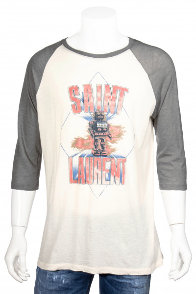 SAINT LAURENT Robot T-Shirt