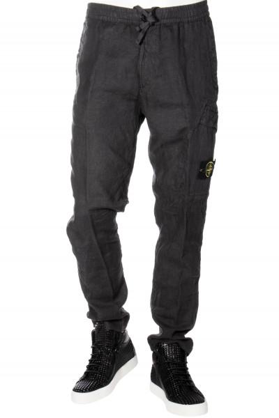 STONE ISLAND Linen Pants