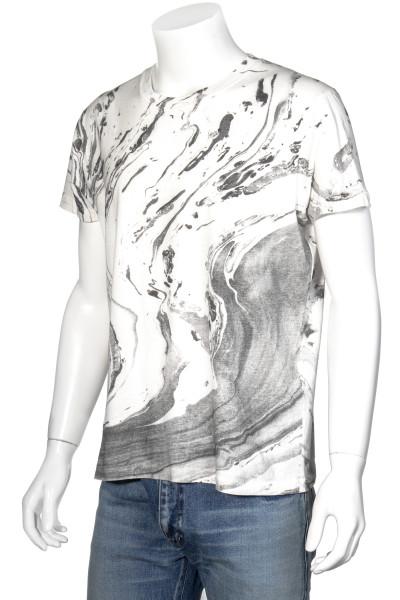 SAINT LAURENT T-Shirt Printed Marble