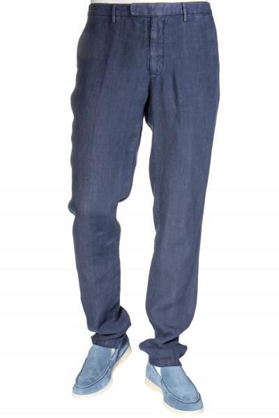 BOGLIOLI Linen Pants