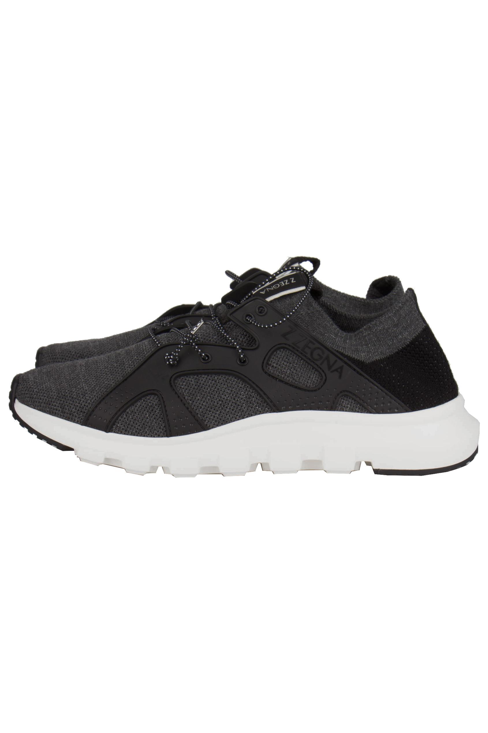 ZZEGNA Techmerino Sock 2.0 Sneakers