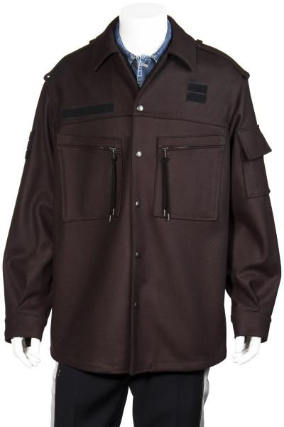 LANVIN Oversized Wool Jacket