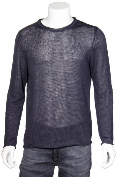 AIDA BARNI Linen Knit Sweater